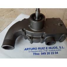Bomba de Agua EBRO 6115 a 8135. Perkins 6354 Turbo