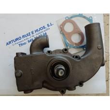 Bomba de Agua EBRO. Motor Perkins 6,354