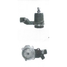 Bomba de Agua MF 365 a 6150. Perkins 1004. Turbina 78mm