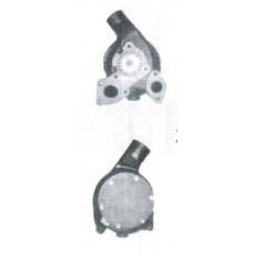 Bomba de agua MF 297 a 8130. Motor 1006