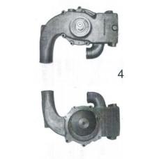 Bomba de Agua MF 297 a 3650. Perkins 6.354.4