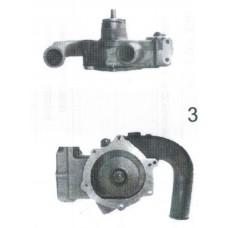 Bomba de agua MF 1014 a 1200. Perkins 6.354
