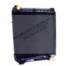 Radiador CASE 1255 a 1455XL