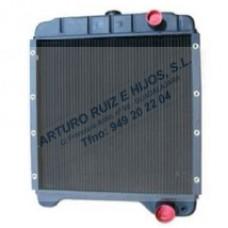 Radiador CASE 5120 a 5250