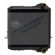 Radiador CASE 570LXT a 590XM