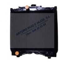 Radiador CASE JX70U a JX100U