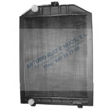 Radiador FIAT 630x545mm