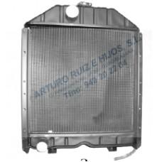 Radiador FIAT Fruteros 380x445mm