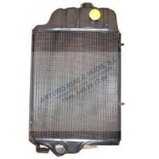 Radiador JD 3 cilindros (CON enfriador)
